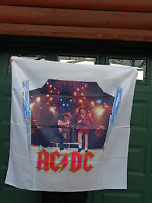 Ac-Dc 1983 Great Silk Tapestry