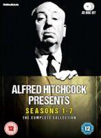 Nuovo Alfred Hitchcock Presents Stagioni 1 A 7 Collezione Completa DVD