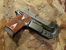 Gunner's Custom Holsters Trigger Guard Hook Holster IWB Concealed & Tuckable
