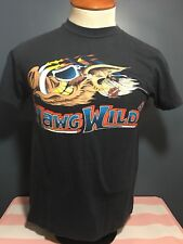 "Vintage 1980's Harley Davidson ""Hawg Wild"" T-Shirt - Chambersburg, PA - Size Med"