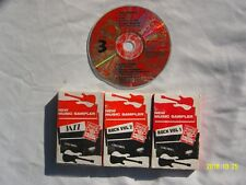 Coca Cola Pop Music CD & Cassette Tapes 1991 <RARE>OOP