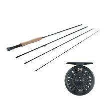 Fenwick NightHawk Kit - Fly Rod, Reel, Line Outfit