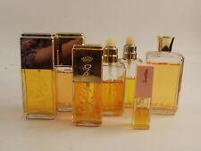 White Shoulders Perfume - Lot of 7 Bottles