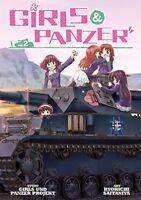 NEW - Girls Und Panzer Vol. 2 by Girls Und Panzer Projekt