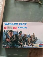 ERTL Warsaw Pact Soldiers 1.72