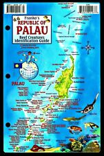 ⫸ Franco PALAU Reef Creatures Laminated Fish Identification Guide Dive