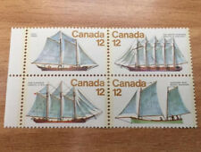 New ListingCanada 747a Mnh Canadian sailing ships 3 Pulleys' variety 1977