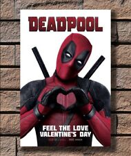 ZA1033 deadpool posters Poster Hot 40x27 36x24 18inch