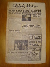 MELODY MAKER 1949 MAR 5 MILROY BATON HARRY ROY JOE LOSS