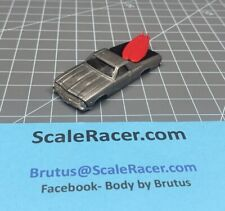 Charcoal Met. '69 Chev El Camino #1429 Body for Aurora Dash AW Tjet type Chassis