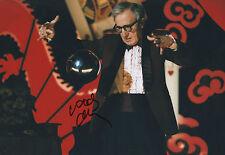 Woody Allen Autogramm signed 20x30 cm Bild