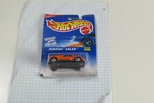 1995 - Hot Wheels - Pontiac Salsa - #596 - Orange