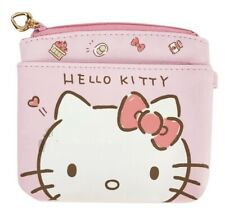Hello Kitty Mini Coin Bag Cute Gift Girl Pink 2 Layers Limited Boes Lovely Small