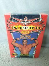 WCW NWO Monday Nitro Trading Card Game Starter Level Set