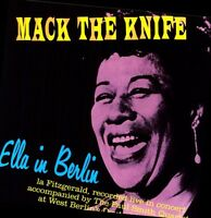 Ella Fitzgerald - Mack the Kinfe: Ella in Berlin [New Vinyl] Bonus Tracks, 180 G