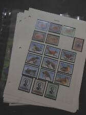EDW1949SELL : LIBERIA Beautiful collection of all VFMNH Topicals Scott Cat $500+