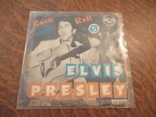 RARE 45 tours ELVIS PRESLEY rock and roll n° 5 money honey