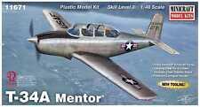 1/48 Minicraft Beechcraft T-34A/B Mentor #11671