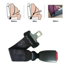 Car Seat Seatbelt Safety Belt Extension 25MM Buckle Universal