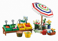 Playmobil Fruit Vegetable Flower Stall 6335 series NEW in Bag diorama toy 157
