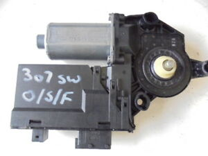 PEUGEOT 307 SW 2005 O/S WINDOW MOTOR ELECTRIC (FRONT DRIVER SIDE)