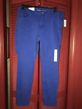 Old Navy Rockstar Mid-Rise Super Skinny Blue Size 16m Jeans- price reduced again