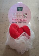 Earth Therapeutics Hello Kitty Body Sponge