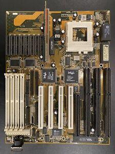 GIGABYTE GA-586ATS SOCKET 7 MOTHERBOARD ISA PCI SIMM