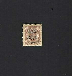 Angola sc#75 (1902) MH