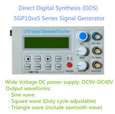FeelTech 8Mhz Panel DDS Function Signal Generator Module Multiple Waveforms FPGA