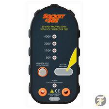 Socket & See SP400 AC 50-690V Proving Unit (for Multimeters & Voltage Testers)