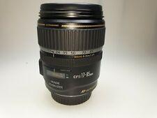 Canon EF-S 17-85mm 1:4-5,6 IS USM Zoom Objektiv