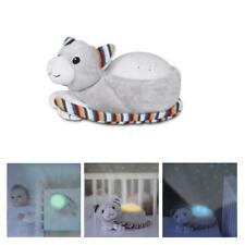 Zazu Kids Kiki Kitten Star Projector Nightlight with Melodies Timer & Cry Sensor
