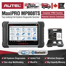 Autel MP808TS ECU Programming IMMO Key Coding TPMS OBD2 Car Scanner As MS906 CA
