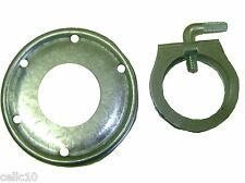 """ROHN Guy Ring and Clamp Assembly for up to 1-3/4"""" Antenna Masts - 1.75"""" USA Made"""
