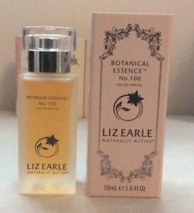 Liz Earle Botanical Essence No 100 Eau De Parfum 50ml BRAND NEW