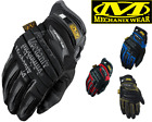 Mechanix Wear M Pact 2 Gloves Work Mp2 Tactical Black Multiple Ii Military Duty