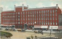 Watertown New York~The New Woodruff House~Grand Union Tea Co~Clothing~1910 PC