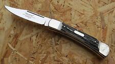 Hartkopf Taschenmesser Jagd Messer Jagdmesser Hirschhorn Stahl 1.4110 327311 Neu