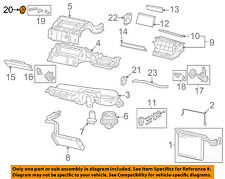 TOYOTA OEM 05-15 Tacoma 4.0L-V6 Evaporator Heater-Servo 8710604040
