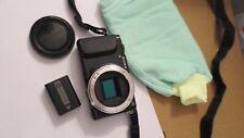 Sony Alpha NEX-3N nur Body ,16,1 MP,   + Zubehörpaket