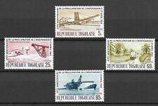 Togo 1964 Independance MNH set S.G. 373-376
