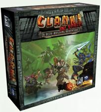 CLANK EN ESPACIO - Juego de MESA de estrategia