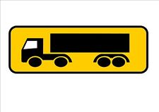Funny Truckers Sign Truck Drivers Sign Lorry Sign Kitchen Sign Metal Sign