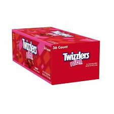 Twizzlers Nibs Cherry Candy 2.25 oz., 36 pk.