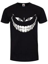 T-shirt Crazy Monster Grin Men's Black