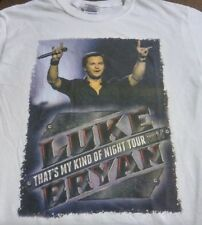 Luke Bryan - That's My Kind of Night 2014 Concert Tour Adult (S) Country T-Shirt