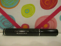 CHRISTIAN DIOR ~ DIORSHOW BLACK OUT MASCARA ~ # 099 BLACK ~ 0.33 OZ UNBOXED