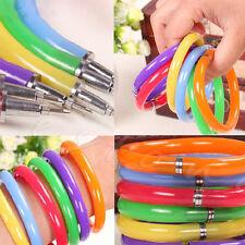 10 Pcs Novelty plastic Bangle Bracelet Wristlet Circlet Ball Point Pen New