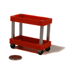 Exclusive RC 1/10 Scale Closed Tool Cart ERCCTLC1
